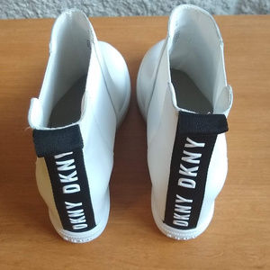 DKNY Coley wedged Sneaker